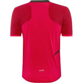 UYN Activyon MTB OW Full Zip SL Shirt Men red